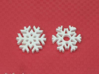 دانه برف ، دانه برف تزینی ، دانه برف یونولیتی